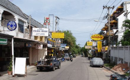 thailand online - pattaya: pattaya naklua information