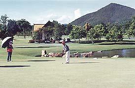 Chiang Mai Lamphun Golf Club
