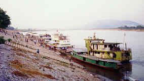 Mekong River, Chiang Saen, Chiang Rai (Border to Laos)  7.6 K