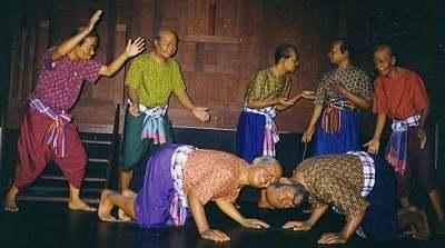 Kanchanaburi (Wachsfigurenkabinett)